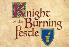 The Knight of the Burning Pestle Title