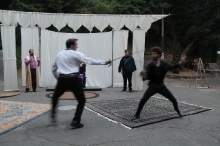 Hamlet At John Hinkel Park - July 3, 2018