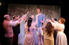 Passion Play Pre-Production Photos