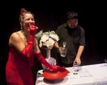 Madame Gufay - Dress Rehearsal