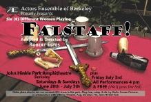 Falstaff Postcard