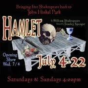 Hamlet Facebook Poster